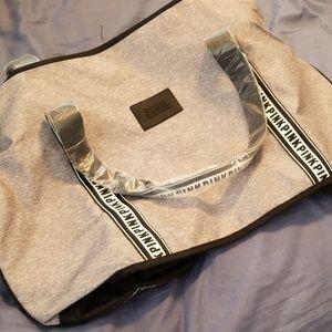 Brand new PINK duffle bag